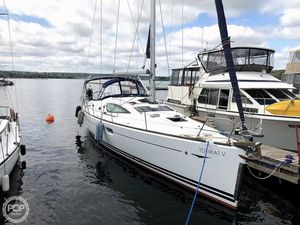 Used Jeanneau 42 DS Sun Odyssey Racer and Cruiser Sailboat For Sale