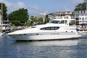 Used Sea Ray 480 Motor Yacht For Sale
