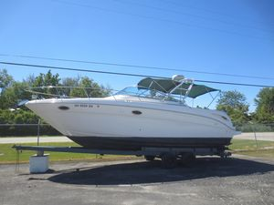 Used Sea Ray 290 Amberjack Saltwater Fishing Boat For Sale
