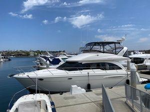Used Meridian 411 Sedan Bridge Power Cruiser Boat For Sale