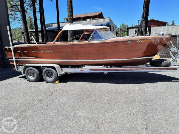 Used Chris-Craft Continental Antique and Classic Boat For Sale