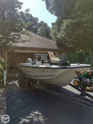 Used Kencraft 16 Center Console Fishing Boat For Sale