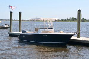 Used Sea Hunt Edge 24 Center Console Fishing Boat For Sale