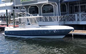 Used Intrepid 327 Center Console Fishing Boat For Sale