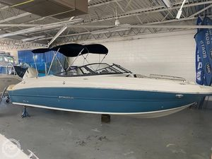 Used Stingray 231 DC Runabout Boat For Sale
