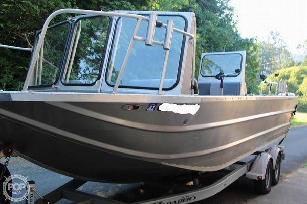 Used Wooldridge Canyon Aluminum Fishing Boat For Sale