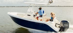 New Cobia 201 CC Center Console Fishing Boat For Sale