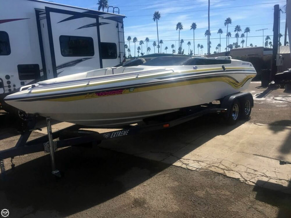 Used Lavey Craft XTSKI Bowrider High Performance Boat For Sale