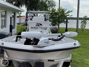 Used Action Craft 1720 Flyfisher Flats Fishing Boat For Sale