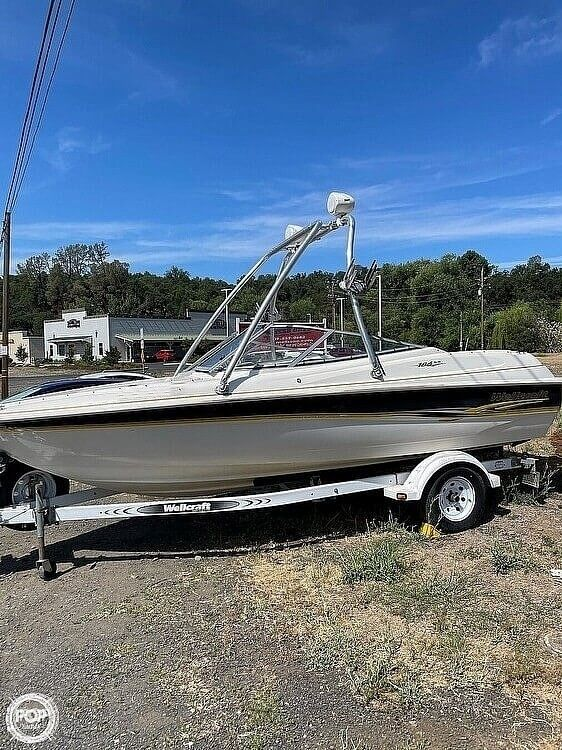 Used Wellcraft 186 ss Bowrider Boat For Sale