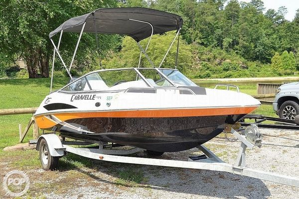 Used Caravelle 16EBO Bowrider Boat For Sale