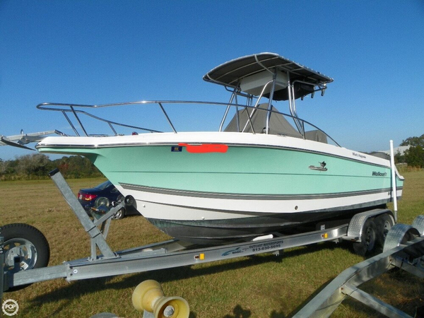 Used Wellcraft 250 Fisherman Tournament Edition Center Console Fishing Boat For Sale