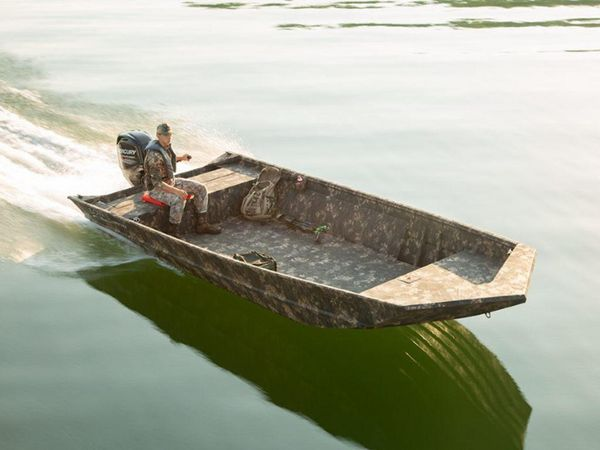 New Lowe Roughneck 2070 Freshwater Fishing Boat For Sale