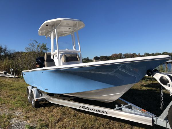 New Tidewater 2300 Carolina Bay Boat For Sale