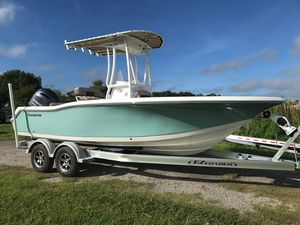 New Tidewater 210 CC Adventure Center Console Fishing Boat For Sale