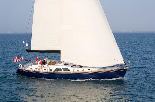 Used Hylas 70 Motorsailer Sailboat For Sale