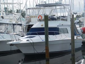 Used Chris-Craft Sport Bridge Sedan Flybridge Boat For Sale