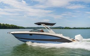 New Sea Ray 270 SDX OB Bowrider Boat For Sale