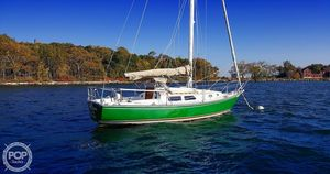 Used Capital Yachts Newport 28 Racer and Cruiser Sailboat For Sale
