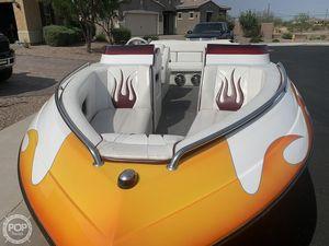 Used Laser 22 Vision Bowrider Boat For Sale