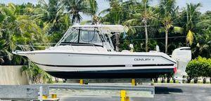 Used Century Sport Cabin Cuddy Cabin Boat For Sale