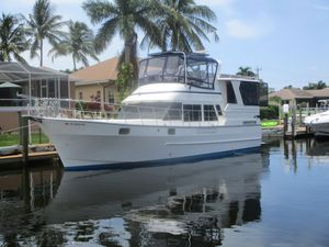 Used Novatec Sundeck Trawler Boat For Sale
