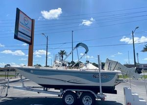 Used Carolina Skiff 198 DLV Center Console Fishing Boat For Sale