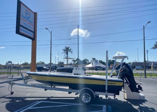 Used Ranger 169 Ghost Center Console Fishing Boat For Sale