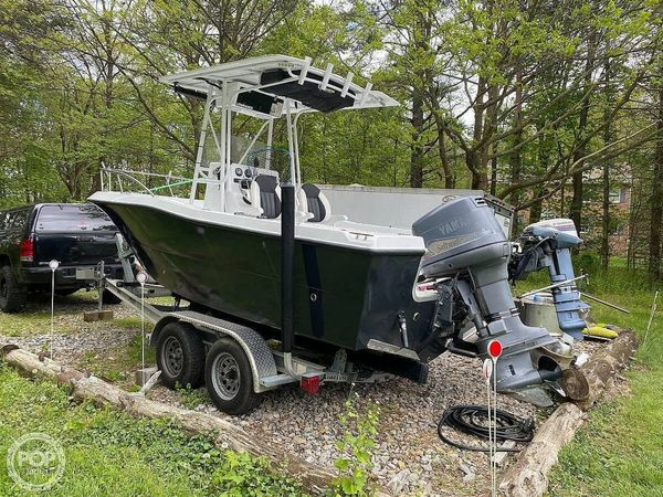 Used Sea Pro 210 CC Center Console Fishing Boat For Sale