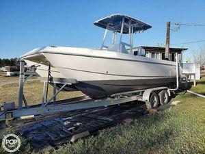 Used Marine Builders Sea Cat 2100 Power Catamaran Boat For Sale