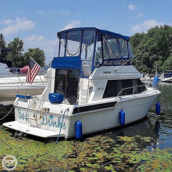 Used Carver 300 Sedan Express Cruiser Boat For Sale