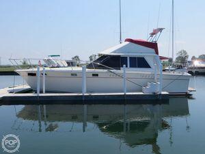 Used Grand Banks Laguna 11.5 Metre Sports Fishing Boat For Sale