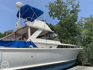 Used Chris-Craft Commmander Sports Fishing Boat For Sale