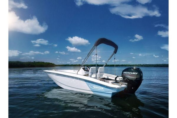 New Boston Whaler 13SPT Sports Fishing Boat For Sale