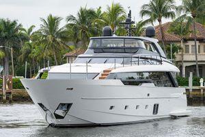 New Sanlorenzo SL96 Asymmetric Motor Yacht For Sale