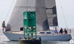 Used Chaser 33 Sloop Sailboat For Sale