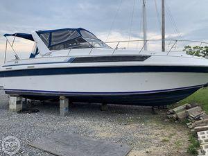 Used Carver 3557 Montego Express Cruiser Boat For Sale