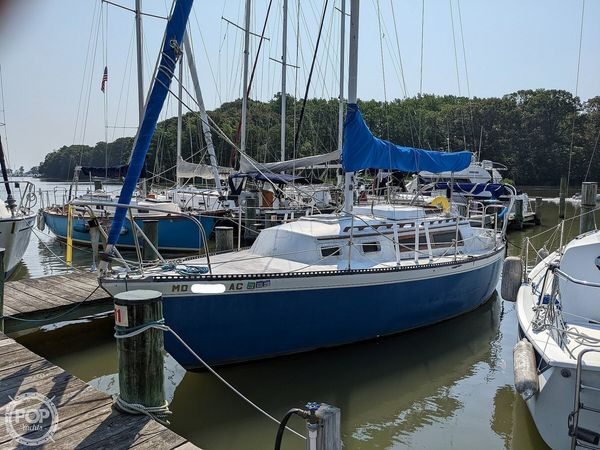 Used Mariner 28 Sloop Sailboat For Sale