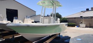 Used Sea Pro 208 T-Top Bay Boat For Sale