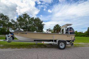 Used Maverick Boat Co. 18 Master Angler Saltwater Fishing Boat For Sale