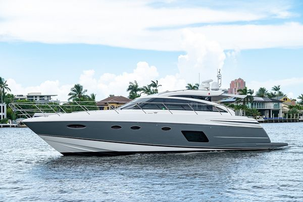 Used Princess V52 Cruiser Boat For Sale