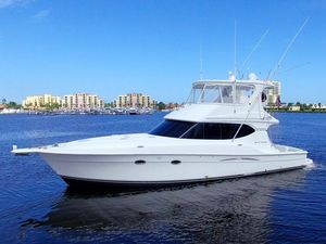 Used Silverton 50 Convertible Fishing Boat For Sale