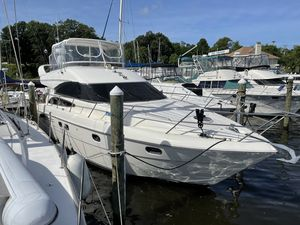 Used Viking Princess Express Cruiser Boat For Sale
