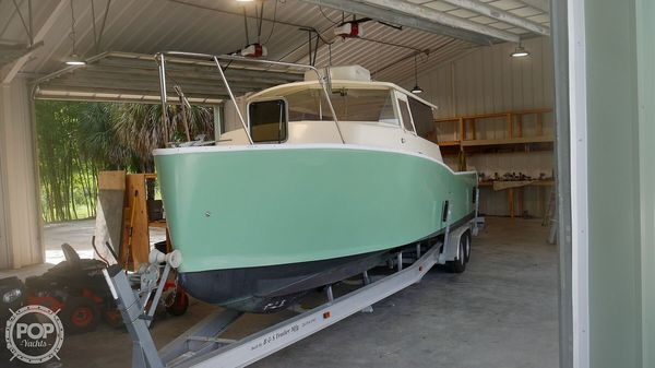 Used Wellington 30 Pilothouse Boat For Sale