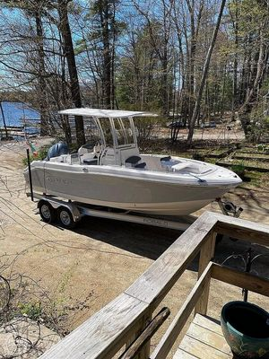 Used Robalo 202 Explorer Center Console Fishing Boat For Sale