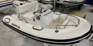 Used Skipper 10 Inflatable Boat For Sale