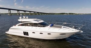 Used Princess Yachts V52 Cruiser Boat For Sale