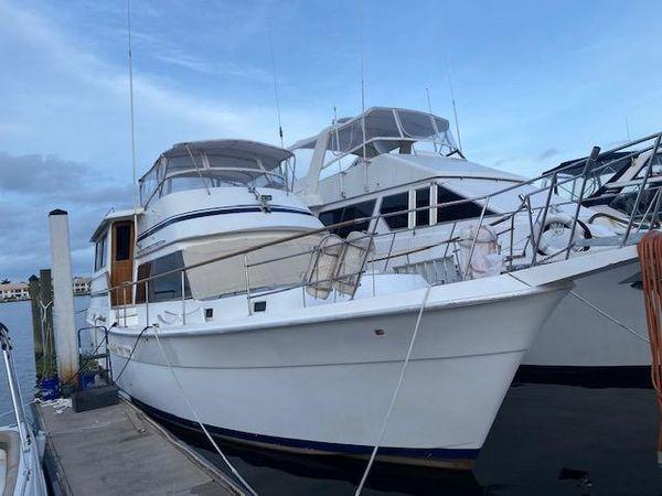 Used Gulfstar 49 Motor Yacht For Sale