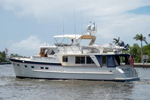 Used Grand Alaskan 60 Pilothouse Boat For Sale