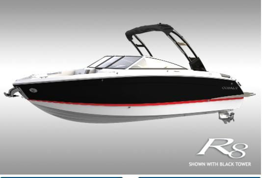 New Cobalt R8 Runabout Boat For Sale